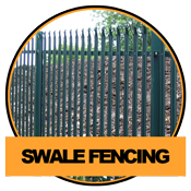 Swale Fencing Icon 2